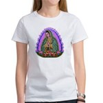 Lady of Guadalupe T4 Women's T-Shirt
