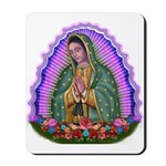 Lady of Guadalupe T4 Mousepad