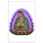 Lady of Guadalupe T4 Large Poster
