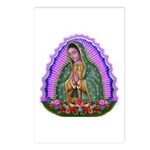 Lady of Guadalupe T4 Postcards (Package of 8)