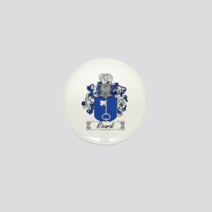 Ricardi Family Crest Mini Button