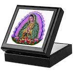 Lady of Guadalupe T4 Keepsake Box
