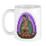 Lady of Guadalupe T4 Mug