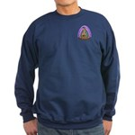 Lady of Guadalupe T4 Sweatshirt (dark)
