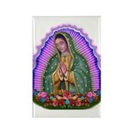 Lady of Guadalupe T4 Rectangle Magnet (100 pack)
