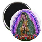 Lady of Guadalupe T4 Magnet