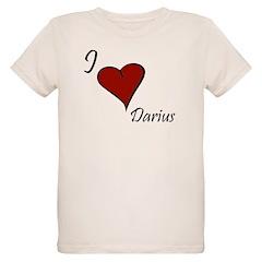 I love Darius T-Shirt