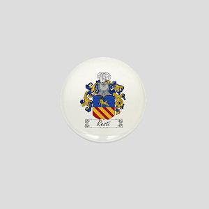 Resti Coat of Arms Mini Button