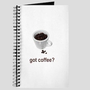 got coffee? Journal