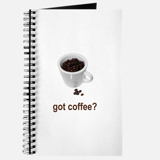 got coffee? Journal