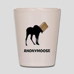 Anonymoose Shot Glass