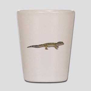 Leopard Gecko Shot Glass