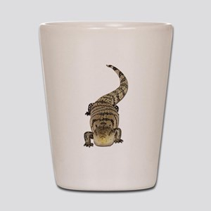 Blue Tongue Skink Shot Glass