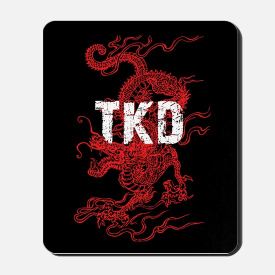 TKD Dragon Mousepad