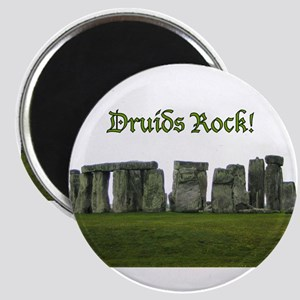 Druid Stonehenge Magnet