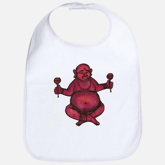 baby Buddha Bib