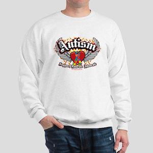 Autism Wings Sweatshirt