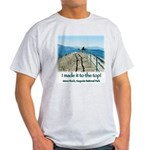 Sequoia's Moro Rock t-shirt--ash grey