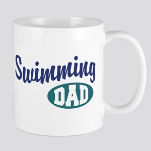 Swimming Dad Mug