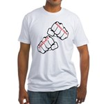 Conflict Resolution Fitted T-Shirt