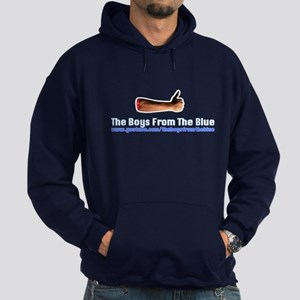 The Boys From The Blue Hoodie (dark)