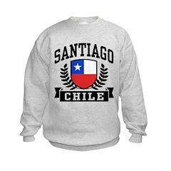 Santiago Chile Sweatshirt