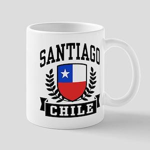 Santiago Chile Mug