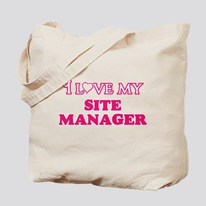 I love my Site Manager Tote Bag