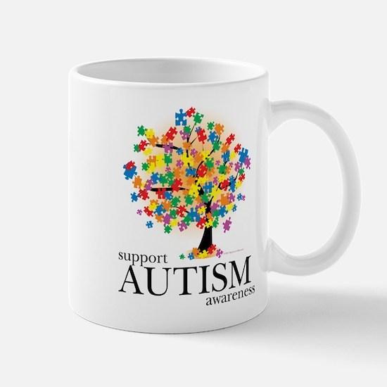 Autism Tree Mug