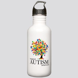 Autism Tree Stainless Water Bottle 1.0L
