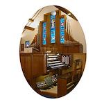 Riverside UMC Ornament (Oval)