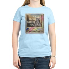 Prayer Warriors Women's Light T-Shirt