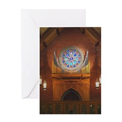 Holy Comforter Card Greeting Cards