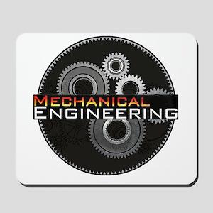 Mechanical Engineering Mousepad
