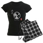 Tao of Meow Women's Dark Pajamas