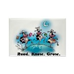 Read.Know.Grow. Rectangle Magnet (100 pack)
