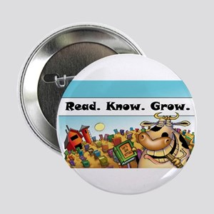 """Farm Cows 2.25"""" Button (100 pack)"""