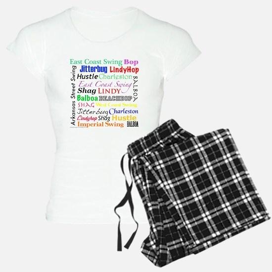 All Swing Dances Pajamas