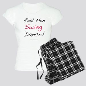 Real Men Swing Dance Women's Light Pajamas