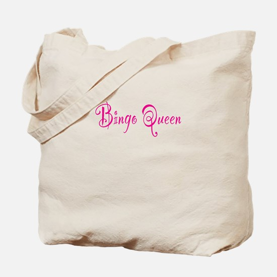 Bingo Queen Tote Bag