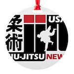 USA Jiu-Jitsu News Ornament