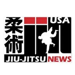 USA Jiu-Jitsu News Postcards (Package of 8)