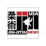 USA Jiu-Jitsu News Sticker