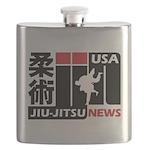 USA Jiu-Jitsu News Flask