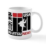 USA Jiu-Jitsu News Mugs
