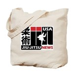 USA Jiu-Jitsu News Tote Bag