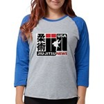 USA Jiu-Jitsu News Long Sleeve T-Shirt