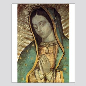 Our Lady Guadalupe Posters Cafepress