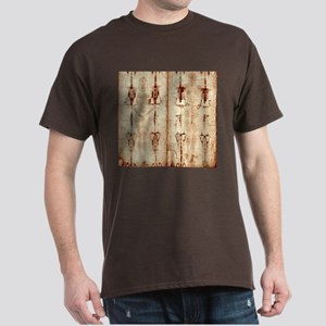 Shroud of Turin T-Shirt (Dark)