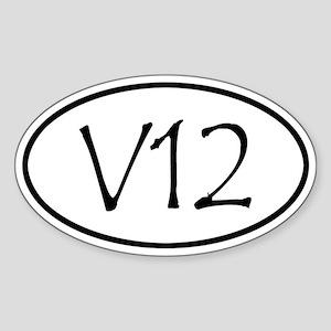 Bouldering V12